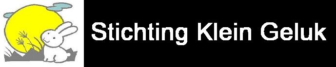 STICHTING KLEIN GELUK